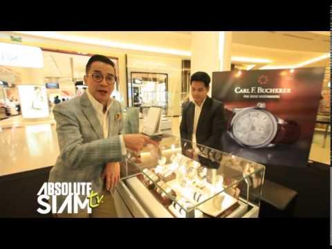 Absolute Siam TV EP78_Siam Paragon Watch Expo 2014_Siam Piwat App.