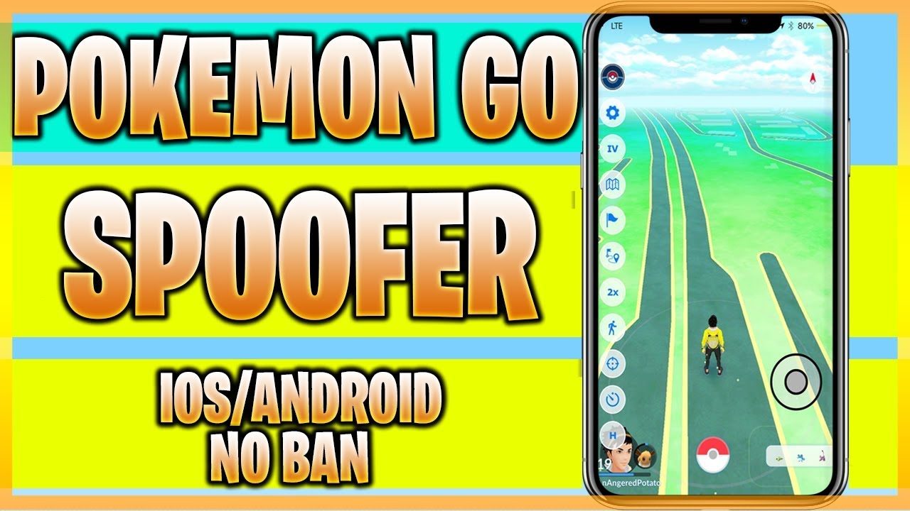 *UPDATED* Pokemon Go Hack — Working Pokemon Go Spoofer For iOS & Android (May 2020)
