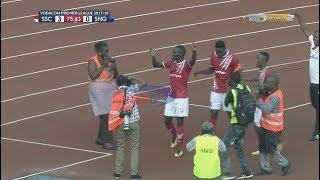 Mabao mawili ya Emmanuel Okwi (VPL, FT: SIMBA 4-0 SINGIDA UNITED)