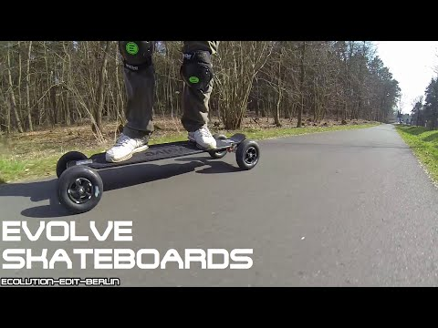 "Evolve Electric Skateboards ""IN THIS WORLD"" (Elektro Longboard GoPro HD)"
