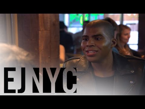 EJ Johnson Gets Hit on By a Woman in a Bar  EJNYC  E!