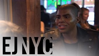 EJ Johnson Gets Hit on By a Woman in a Bar | EJNYC | E!