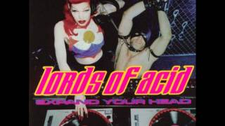 Lords of Acid - I Sit on Acid (Mickey Blotter Mix)