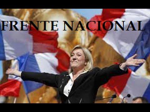 Geopolítica de Francia: la subida del Frente Nacional de Marine Le Pen