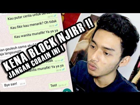 """Text Prank Mantan Pake Lagu """"Wanita Munafik"""" Yeah!"""