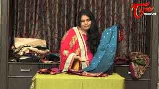 Repeat youtube video Fashion Passion | Turn Old Pattu Sarees Into Trendy Creation
