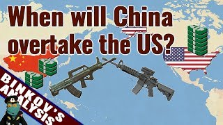 USA vs China: Global Economy & the Arms Race of a new Cold War