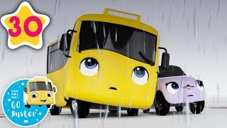 Buster And The Storm | BRAND NEW | +More Baby Songs |  Little Baby Bum