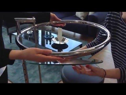 Austausch einer Classicon Tischplatte für  Adjustable Table Einrichten Design