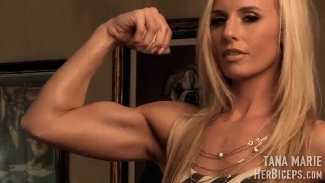 Muscle girl sexy calves slender feets toes 1