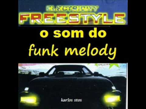 freestyle mix  funk MELODY number two