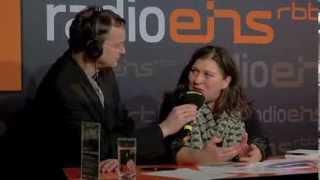 Berlinale Nighttalk mit Gastkritikerin Eva Mattes