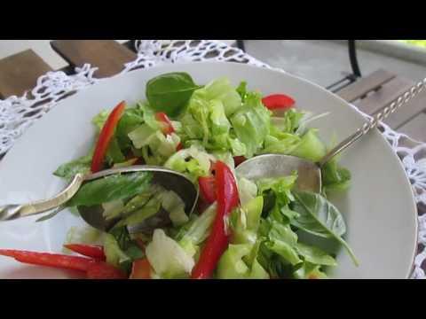 Lady Marina Healthy Menu Ideas -