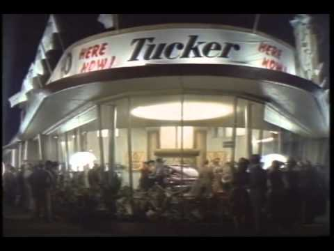 Tucker: The Man And His Dream Trailer 1988