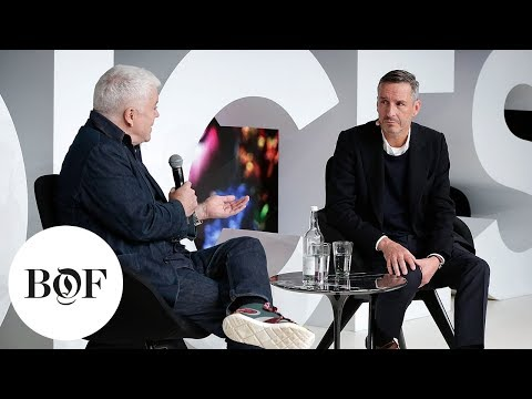 Citizen of the World | Dries Van Noten with Tim Blanks | #BoFVOICES 2017