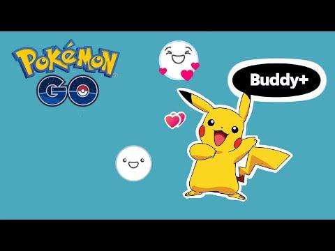 [Pokemon GO] Гайд по Buddy Adventure