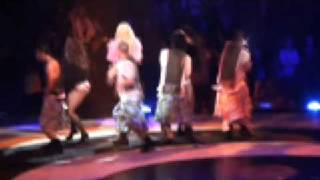 The Circus Starring Britney Spears - New Orleans - Boys & If U Seek Amy