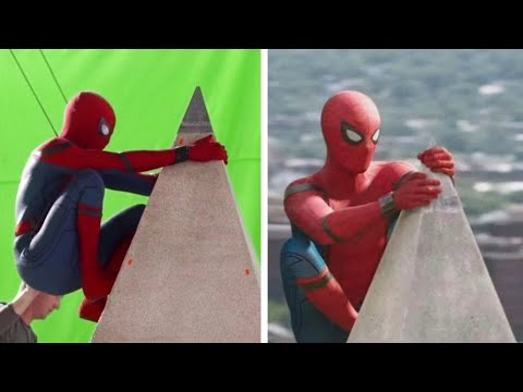 Hollywood VFX That You Didn't Notice Were CGI