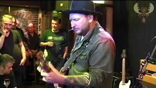 Josh Smith - Pusher  - Live at Bluesmoose radio