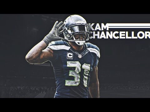"""I'm a Boss"" Kam Chancellor's INSANE HITS (highlight video) on YouTube"