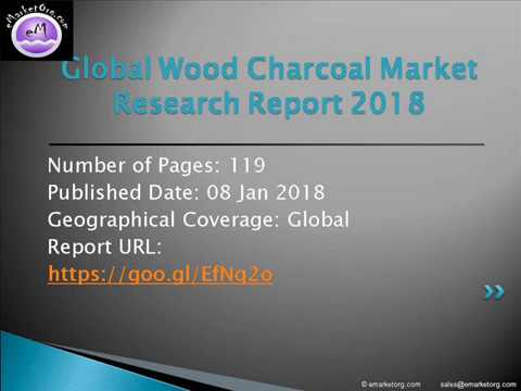 World Wood Charcoal Market drivers, Decision framework, Geographical segmentation