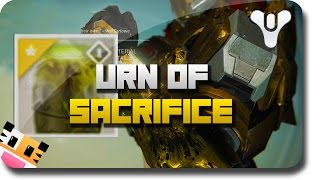 "Destiny - How To Do The ""Urn of Sacrifice"" Eris Morn Quest (Destiny ""Urn of Sacrifice"" DLC Quest)"