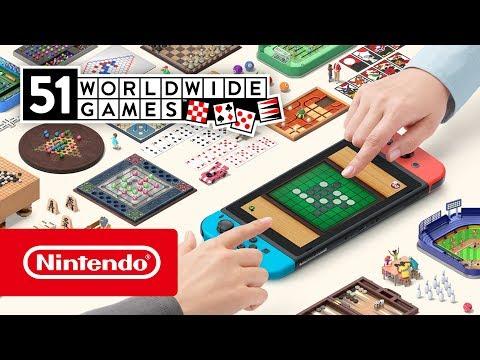 51 Worldwide Games - Reveal trailer (Nintendo Switch)