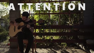 Charlie Puth - Attention - Fingerstyle Guitar Cover