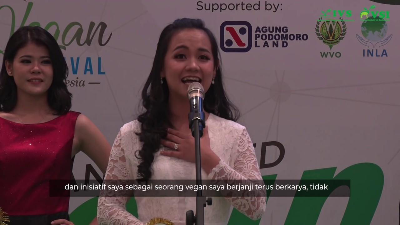 The First Mr & Ms Vegan Indonesia @Vegan Indonesia 2018 (PART 3)