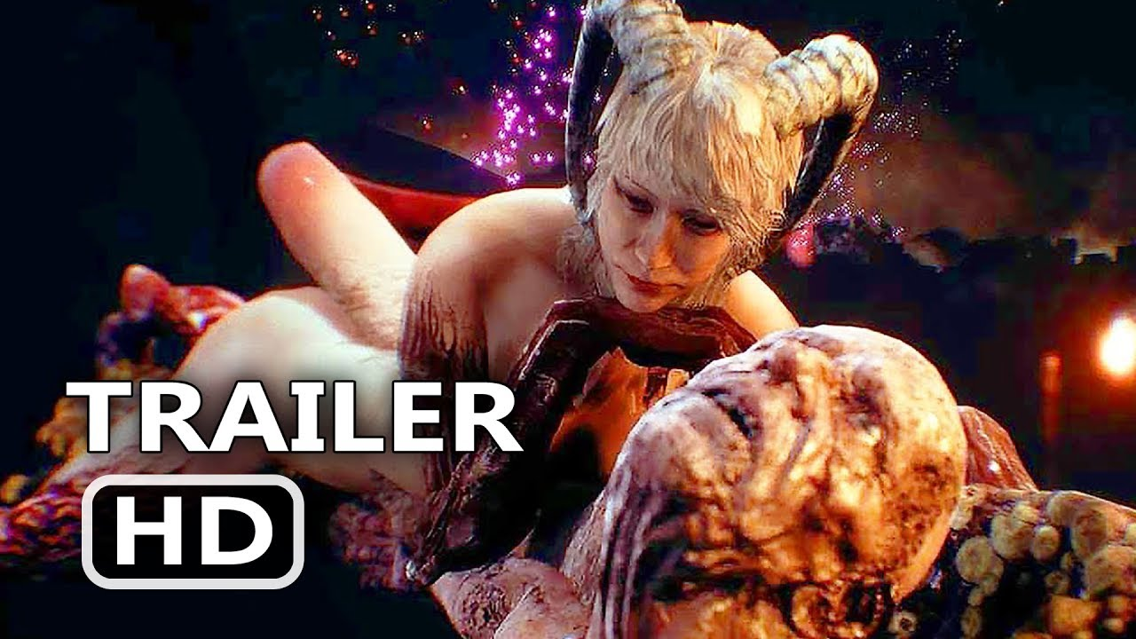 Download PS4 - Agony Gameplay