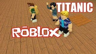 Roblox   Sasakay kami sa Titanic #Tagalog