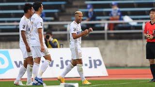 モンテディオ山形vs松本山雅FC J2リーグ 第24節