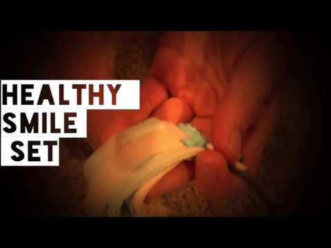 Opening The Healthy Smile Set