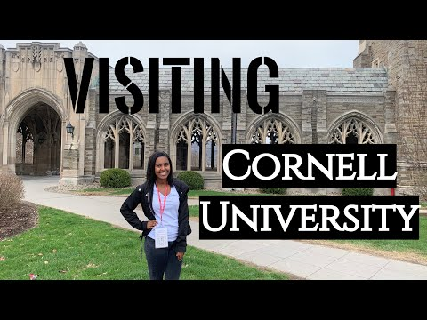 Visiting Cornell University | Campus and impressions