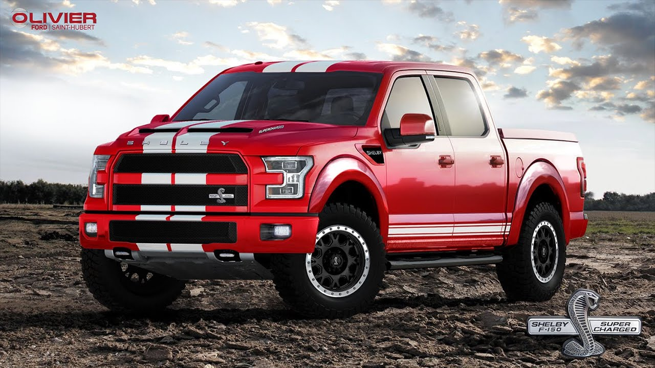 Ford F-150 Shelby TUSCANY - YouTube