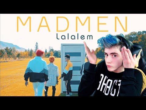 MadMen - Lalalem Реакция | GAKKU TV | Реакция на мадмен лалалем