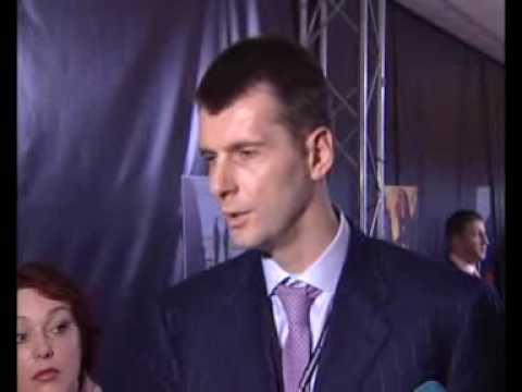 M. Prokhorov about the prospects of hydrogen energy