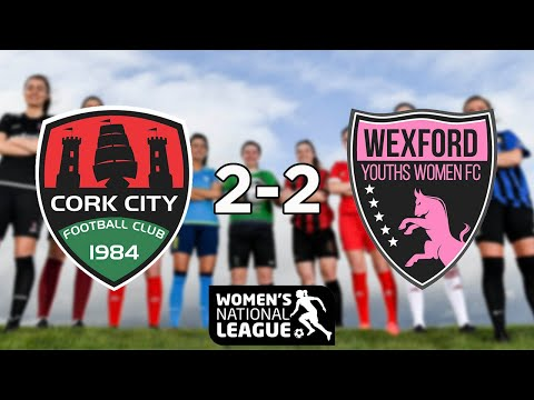 WNL GOALS: Cork City 2-2 Wexford Youths