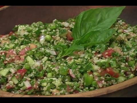 Tabouleh Recipe Tabouleh Salad - YouTube