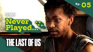 Never Have I Ever Played... The Last of Us - Episode 5 (The Sewers and Suburbs)