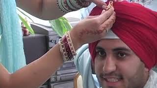 Indian Wedding  - Gill