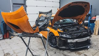 Стэнс Audi TT. Правильная Настройка Подвески.
