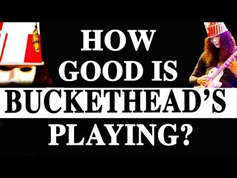 Buckethead 2019 - How good is his playing?