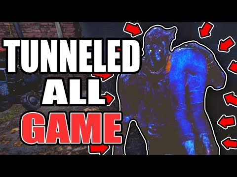 Tunneled All Game