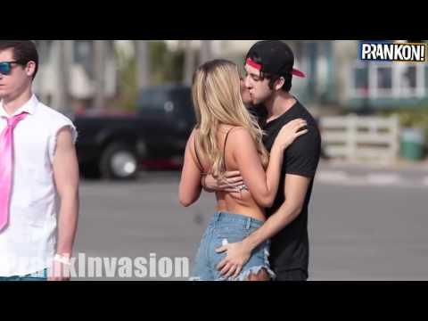 real kiss street in   America