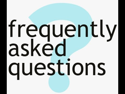 Freight Broker Training - Frequently Asked Questions! (FAQ's)