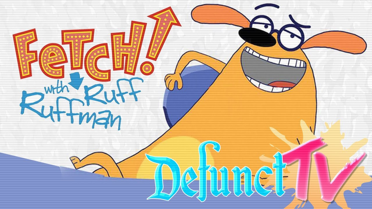 DefunctTV: The History of Fetch! with Ruff Ruffman