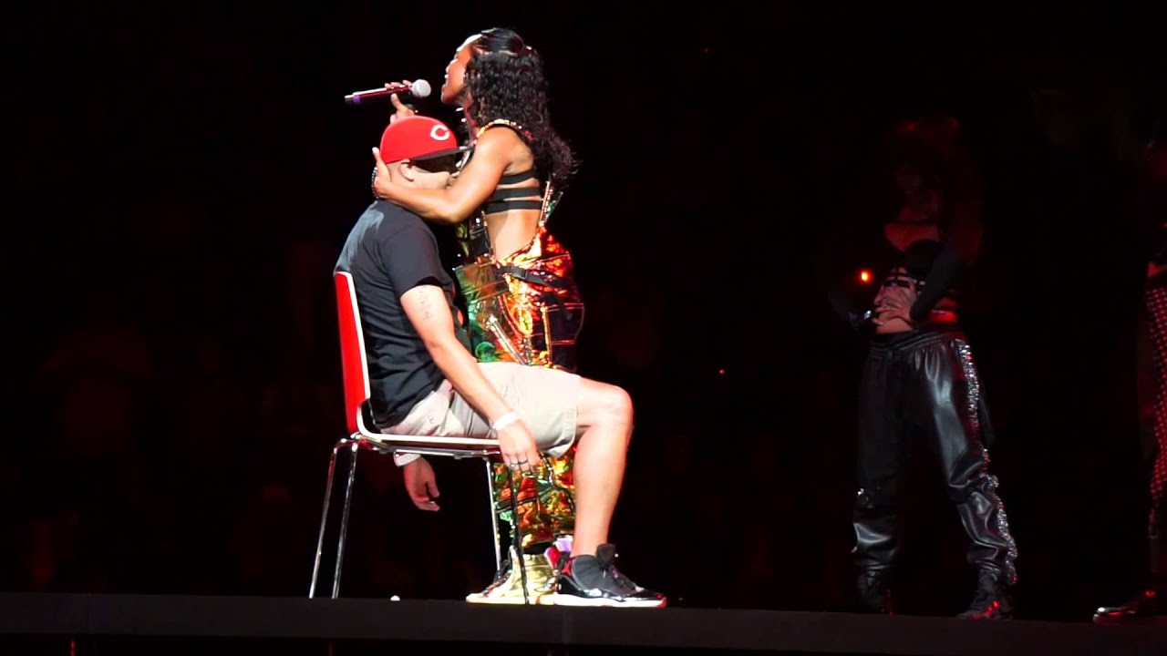 Red Light Special Hd - Chili Lap Dance - The Main Event -1035
