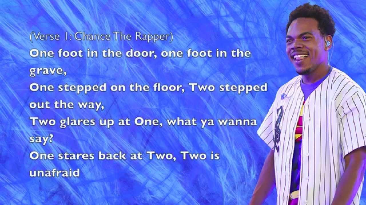 Octave Minds - Tap Dance (ft. Chance The Rapper) - Lyrics - YouTube