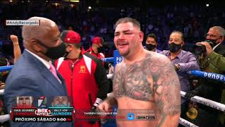 Round 12 Andy Ruiz vs Chris Arreola | Box Azteca